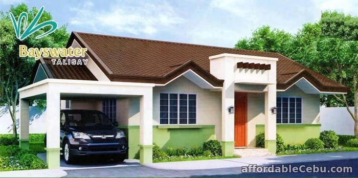 1st picture of ADELFA MODEL UNIT - Bungalow, 3BR House and Lot For Sale in Cebu, Philippines