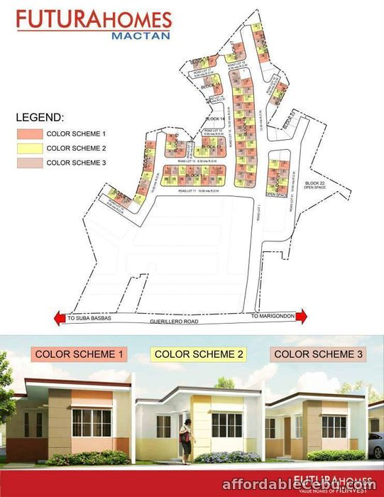 2nd picture of FUTURA HOMES For Sale in Cebu, Philippines