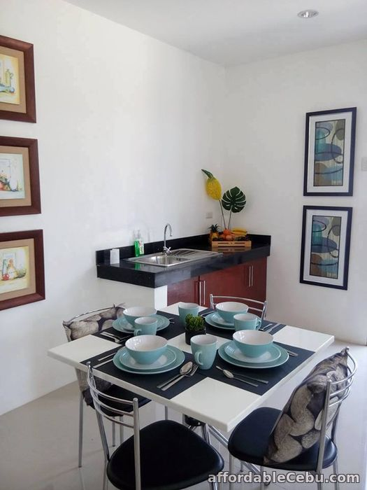 4th picture of House & Lot For Sale Along The Road 88 Brookside Residences For Sale in Cebu, Philippines