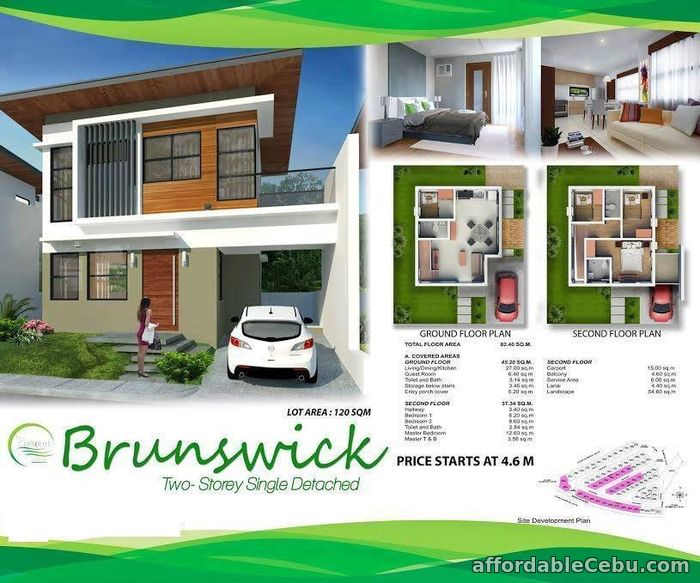1st picture of CRESCENT VILLE SUBDIVISION For Sale in Cebu, Philippines