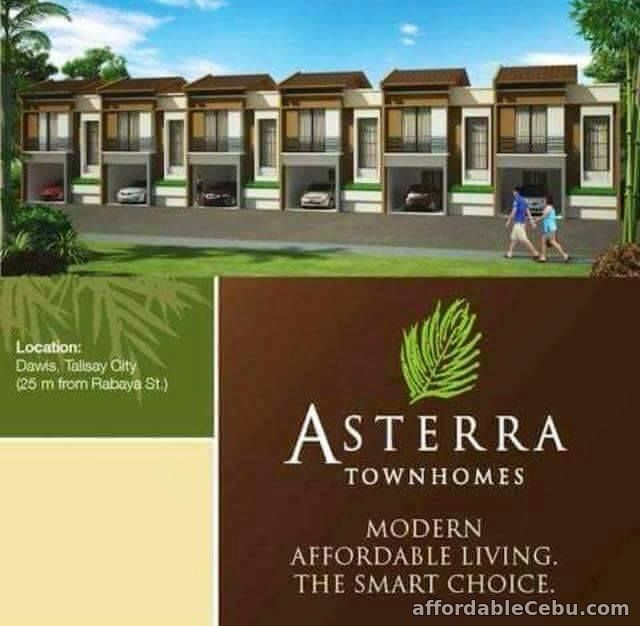 1st picture of Asterra Townhouse in talisay city. For Sale in Cebu, Philippines