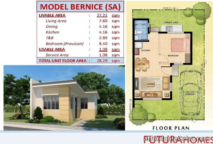 4th picture of FUTURA HOMES For Sale in Cebu, Philippines