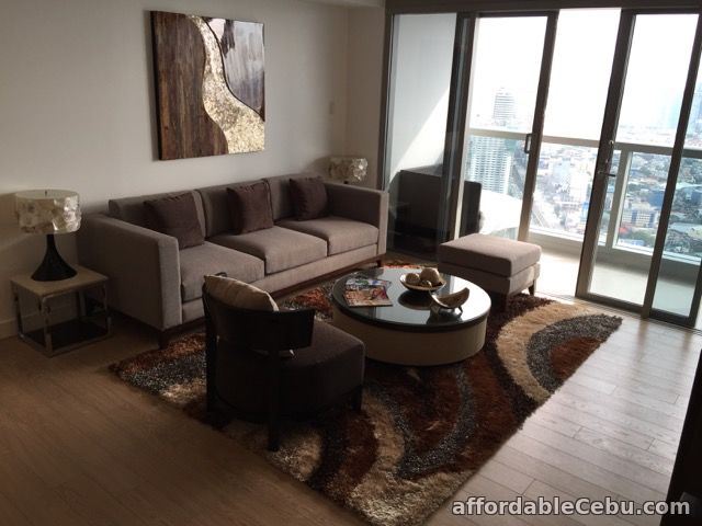 1st picture of 3 BR Fully Furnished For Lease or For Sale One Shangri-la Place For Sale in Cebu, Philippines