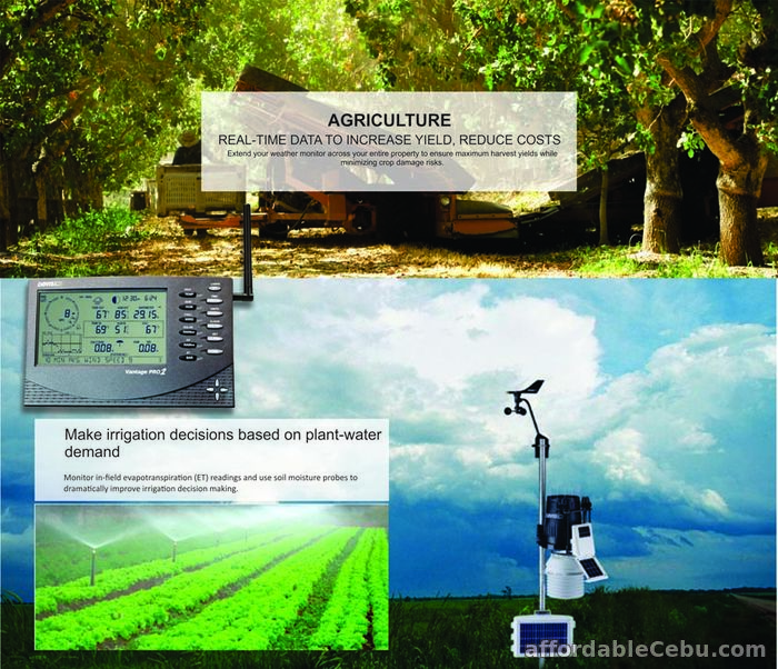 2nd picture of Vantage Pro2 - Weather Monitoring System For Sale in Cebu, Philippines