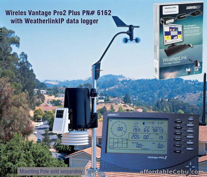 1st picture of Vantage Pro2 - Weather Monitoring System For Sale in Cebu, Philippines