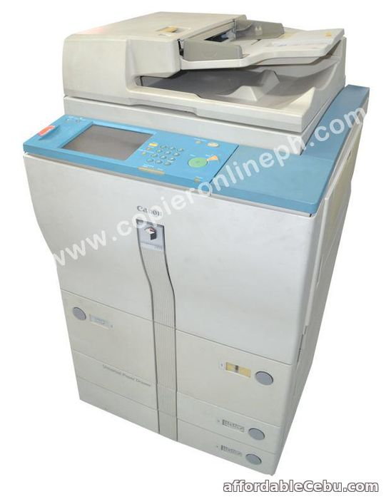 1st picture of FOR SALE XEROX/PHOTOCOPIER HEAVY DUTY CANON IR 6020/5020/6000/5000 For Sale in Cebu, Philippines
