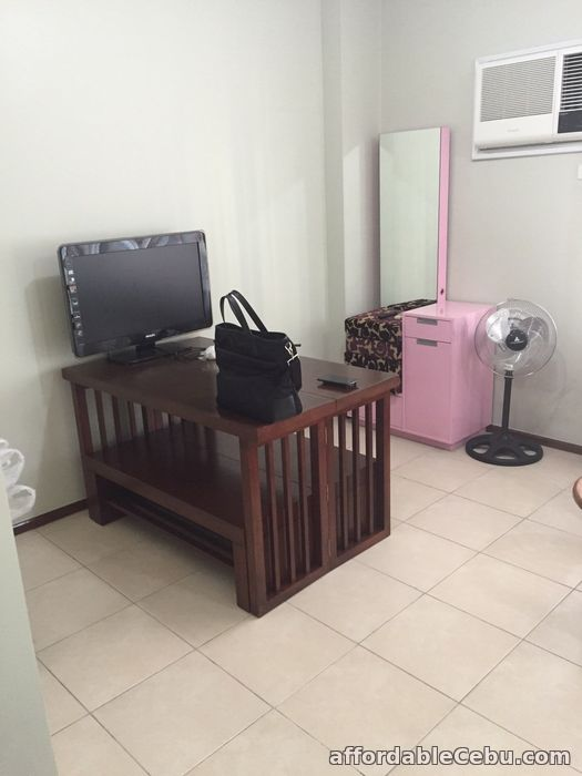 1st picture of For Lease TWO SERENDRA (Dolce Tower) Studio Unit For Rent in Cebu, Philippines