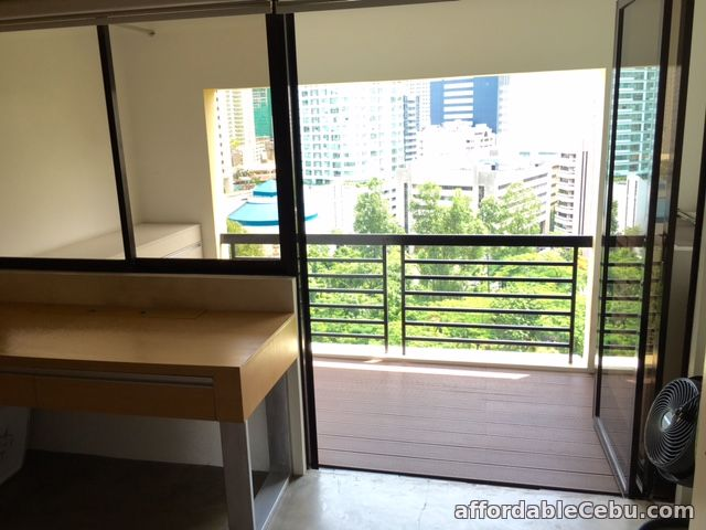 3rd picture of For Sale Studio Unit at Greenbelt Radissons For Sale in Cebu, Philippines