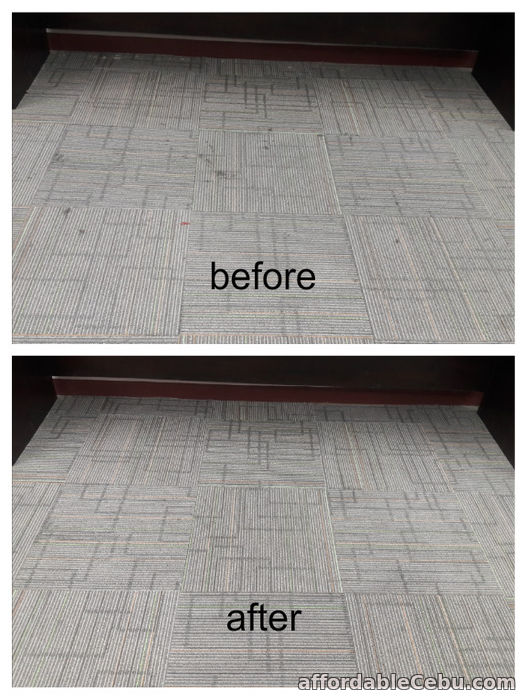 3rd picture of One Time and Maintenance Carpet Cleaning Offer in Cebu, Philippines