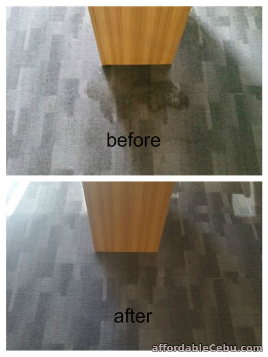 1st picture of One Time and Maintenance Carpet Cleaning Offer in Cebu, Philippines