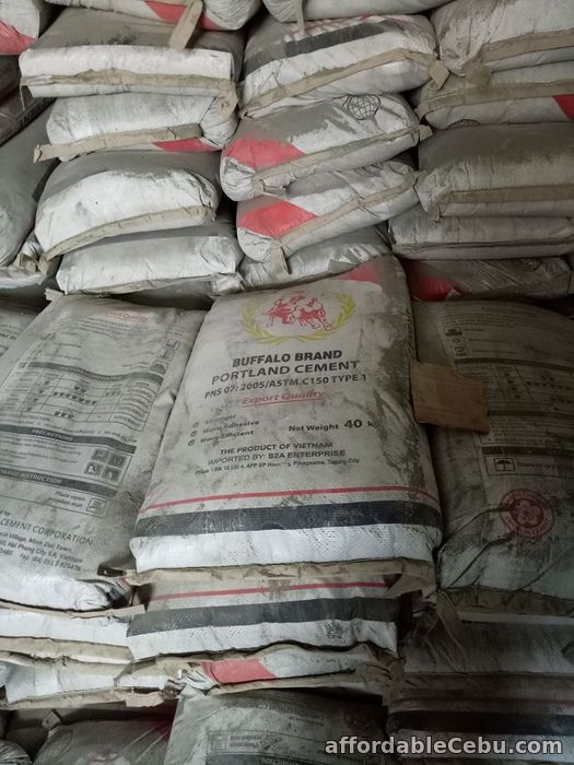 4th picture of halong and buffalo cement (exclusive distributor) For Sale in Cebu, Philippines