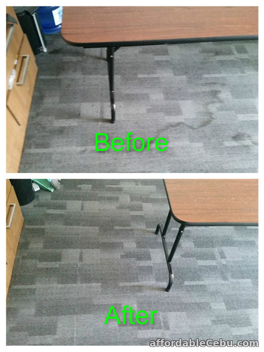 2nd picture of Carpet Cleaning and Maintenance Offer in Cebu, Philippines