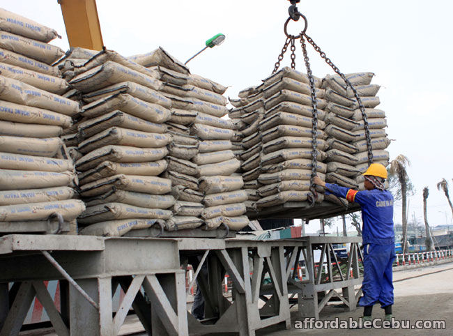 2nd picture of halong and buffalo cement (exclusive distributor) For Sale in Cebu, Philippines