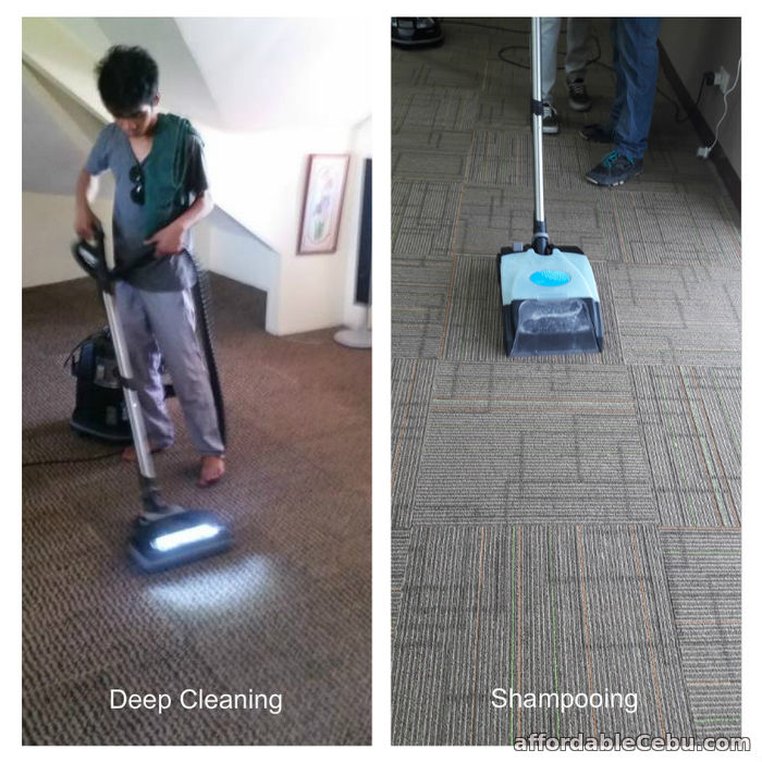 5th picture of One Time and Maintenance Carpet Cleaning Offer in Cebu, Philippines
