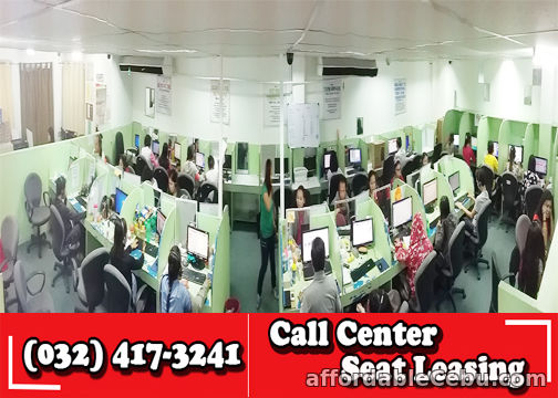 1st picture of Cebu Office Space for rental P3k( Fully fitted) ., Cebu City For Rent in Cebu, Philippines
