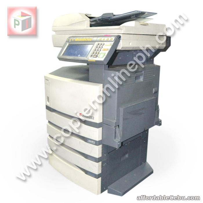 2nd picture of PHOTOCOPIER / XEROX TOSHIBA E-282 For Sale in Cebu, Philippines