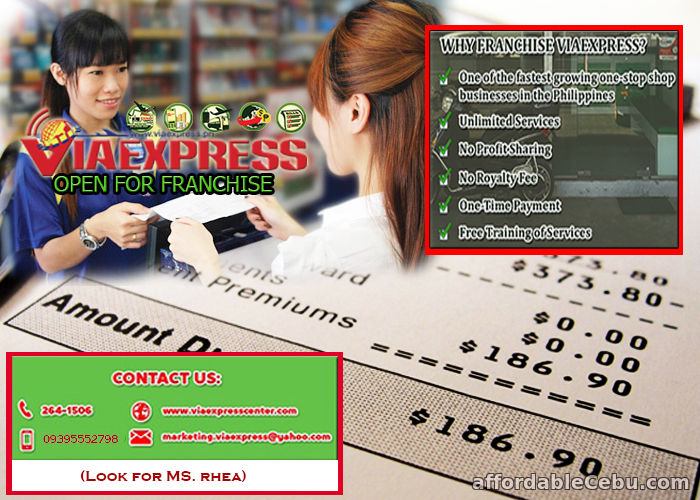 1st picture of Franchise Travel Agency Ticketing Business For Sale in Cebu, Philippines