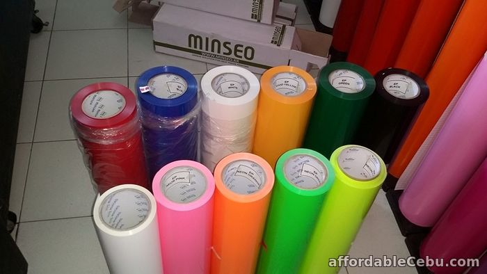 3rd picture of Affordable,Quality Brand Vinyl for T-shirt Printing For Sale in Cebu, Philippines