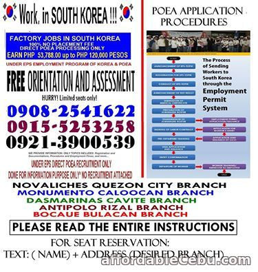 1st picture of LETS LEARN KOREAN LANGUAGES Offer in Cebu, Philippines