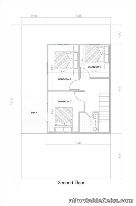 3rd picture of Single Attached House for sale at Camella Homes in Talisay City,Cebu For Sale in Cebu, Philippines