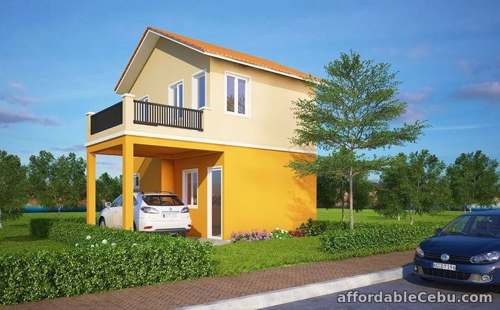 1st picture of Preselling Single Attached for sale inside Camella Homes Talisay City,Cebu For Sale in Cebu, Philippines