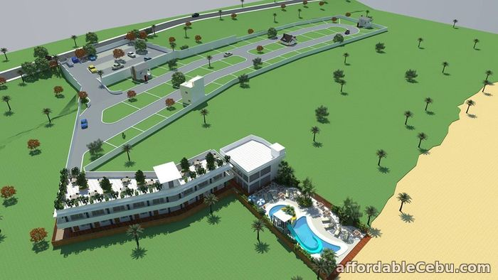 3rd picture of Eagles Beach Resort Lot For Sale For Sale in Cebu, Philippines