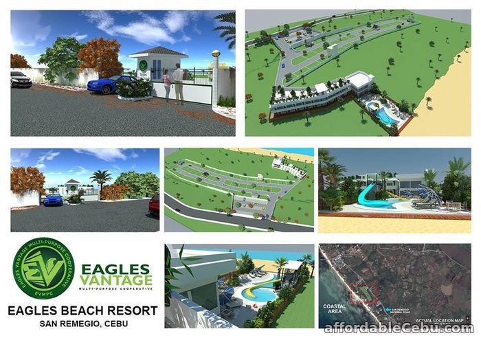 5th picture of Eagles Beach Resort Lot For Sale For Sale in Cebu, Philippines
