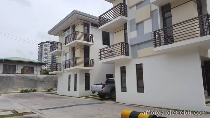 1st picture of 1 Bedroom Walk Up condo for rent at The Courtyards at Banawa in Banawa,Cebu City For Rent in Cebu, Philippines