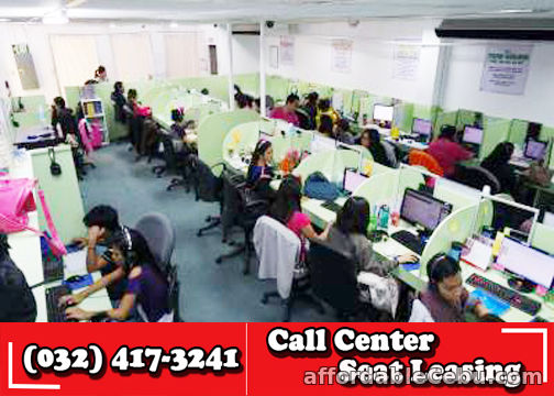 1st picture of FOR RENT*** Call Center Office Space in Cebu For Rent in Cebu, Philippines