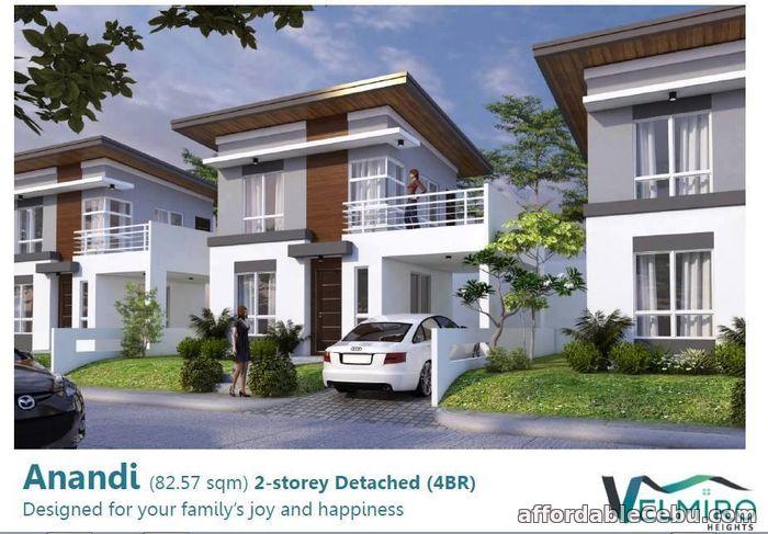 1st picture of Velmiro Heights - ANANDI MODEL - Minglanilla, Cebu For Sale in Cebu, Philippines