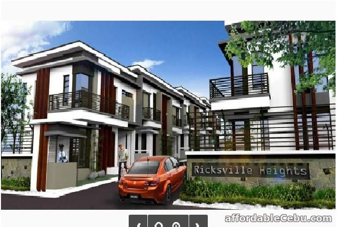 1st picture of 2 Units Left, Ricks Ville Cabangahan Consolacion For Sale in Cebu, Philippines