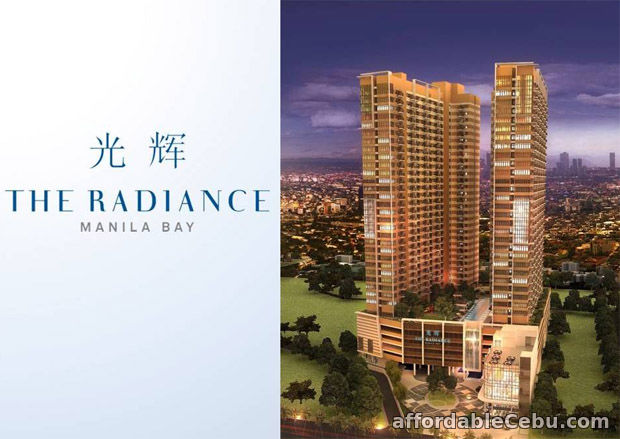 1st picture of Manila The Radiance Condo For Sale in Roxas Blvd. For Sale in Cebu, Philippines