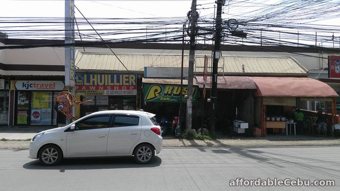 1st picture of Income Generating Commercial LOT 220sqm with Building across Mactan Doctos beside Gaisano Capital For Sale in Cebu, Philippines