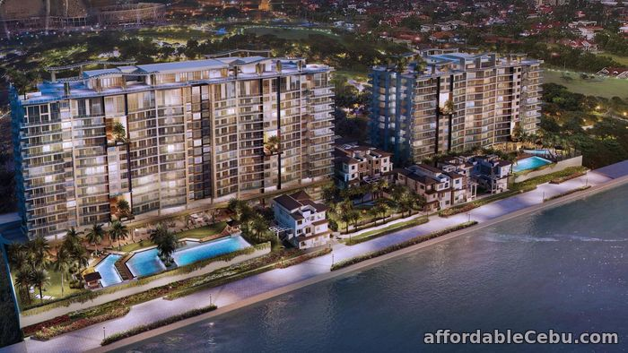 1st picture of 2 bedroom pre selling Oak Residences DMCI Manila Bay Resort Condo For Sale in Cebu, Philippines