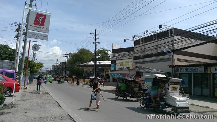3rd picture of Income Generating Commercial LOT 220sqm with Building across Mactan Doctos beside Gaisano Capital For Sale in Cebu, Philippines