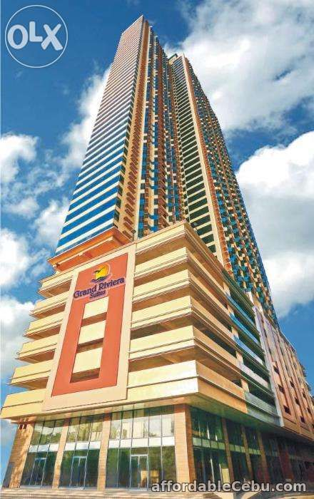 1st picture of Ready to occupy 1 br condo for sale in Roxas Blvd near UP Manila For Sale in Cebu, Philippines