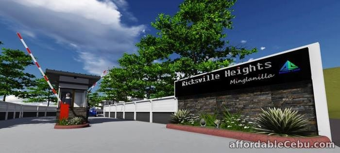 1st picture of 2STOREY HOUSE PRE-SELLING(RICKSVILLE HEIGHTS) For Sale in Cebu, Philippines