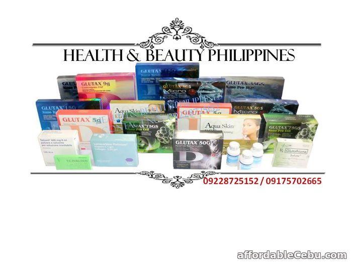 2nd picture of GLUTAX 5GS MICRO ADVANCE 12VIALS or 36 pcs For Sale in Cebu, Philippines
