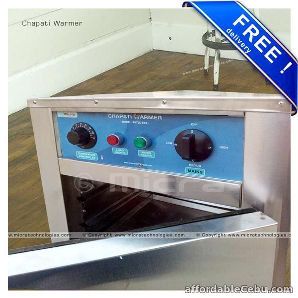 3rd picture of 653 - Chapati Warmer machine india suppliers For Sale in Cebu, Philippines