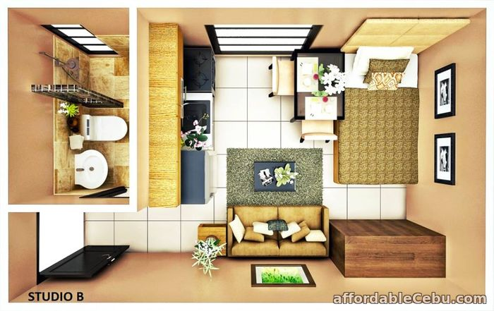 1st picture of condominium for sale(brentwood) For Sale in Cebu, Philippines