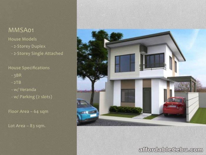 1st picture of Florence by La Aldea Premier: Mandaue Cubacub For Sale in Cebu, Philippines