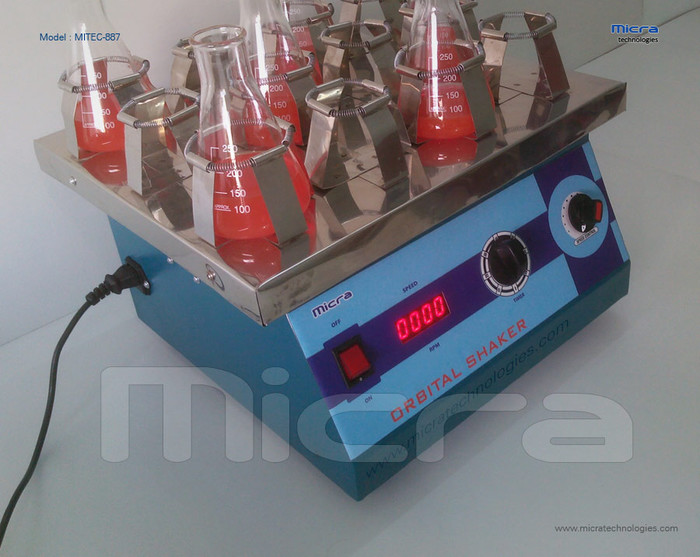 1st picture of MITEC - 887 Orbital shaker Manufacturers & Suppliers in India For Sale in Cebu, Philippines