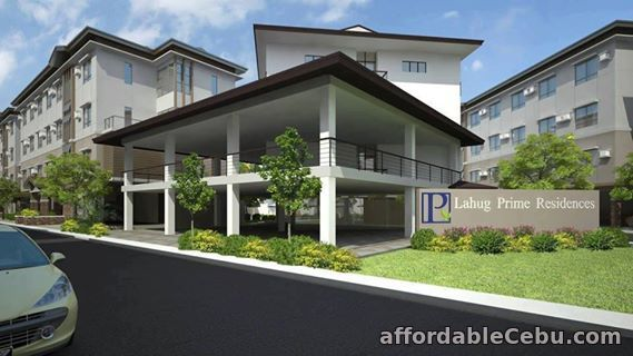 4th picture of CONDOMINIUM FOR SALE(PRIME RESIDENCES LAHUG) For Sale in Cebu, Philippines