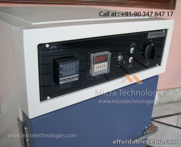 3rd picture of Mitec - 101 - Hot Air Oven India supplier manufacturer For Sale in Cebu, Philippines