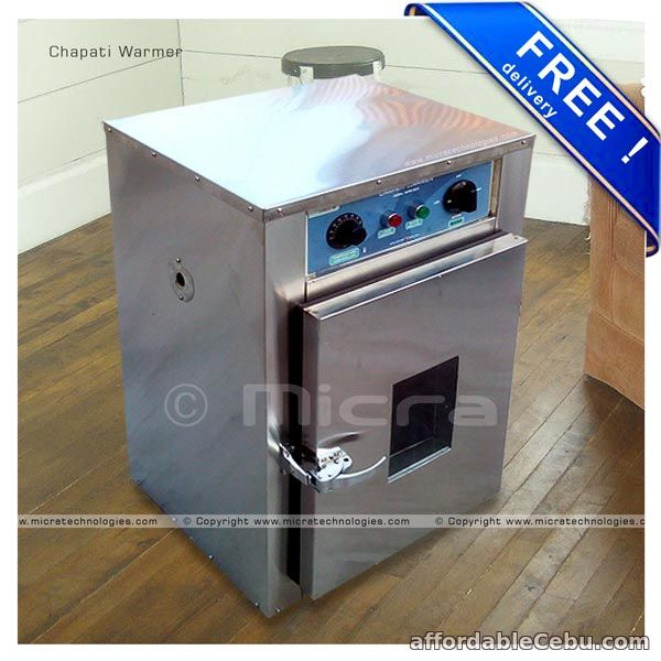 4th picture of 653 - Chapati Warmer machine india suppliers For Sale in Cebu, Philippines