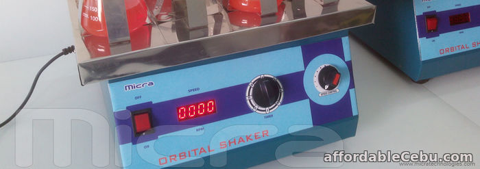 1st picture of MITEC-72 Rotary Shaker machine manufacturers and suppliers in India For Sale in Cebu, Philippines