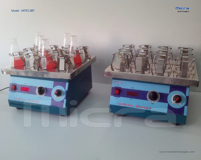 4th picture of MITEC - 887 Orbital shaker Manufacturers & Suppliers in India For Sale in Cebu, Philippines