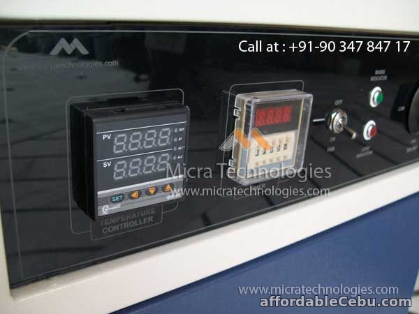 4th picture of Mitec - 101 - Hot Air Oven India supplier manufacturer For Sale in Cebu, Philippines