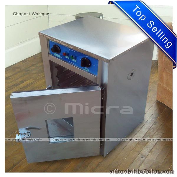 2nd picture of 653 - Chapati Warmer machine india suppliers For Sale in Cebu, Philippines