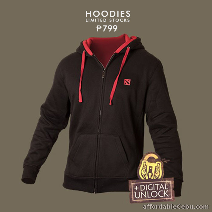 1st picture of CHEAP CUSTOMIZED HOODIES For Sale in Cebu, Philippines